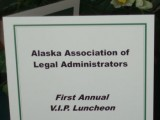Alaska ALA VIP Lunch 2007